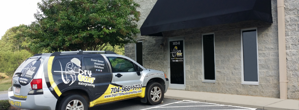 About Dry Otter Waterproofing   Basement Waterproofing in Charlotte, Hickory, and Lake Norman, NC