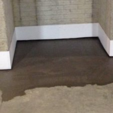 Dry Otter Waterproofing | Finished Basement | Flooded Basement | Basement Waterproofing