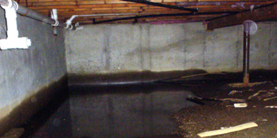 Dry Otter Waterproofing | Basement Flooded | Basement Waterproofing
